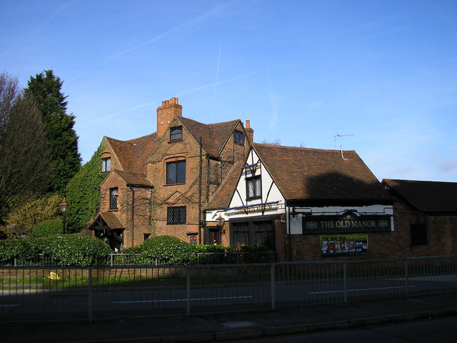 The Old Manor, Bracknell