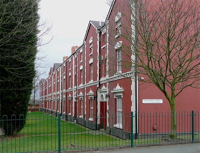 Goldthorn Terrace, Penn Road, Wolverhampton