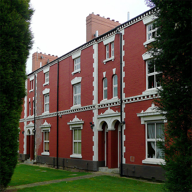 Goldthorn Terrace (part), Penn Road, Wolverhampton