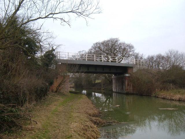 Bridge 201, Oxford Canal