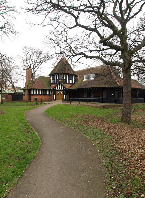 The Carnegie Heritage Centre south of West Park
