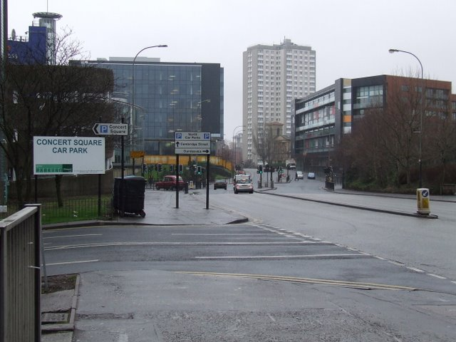 Cowcaddens Road