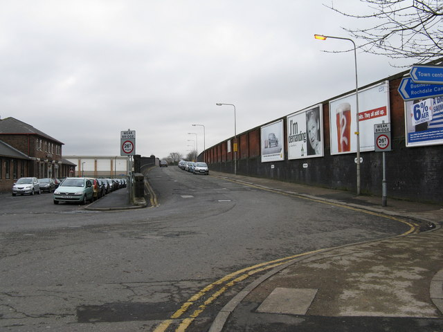 High Level Road, Rochdale