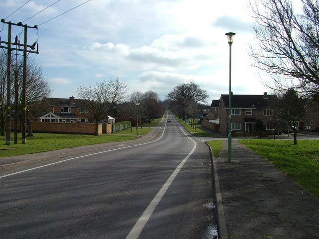Glastonbury Road, Bury St. Edmunds