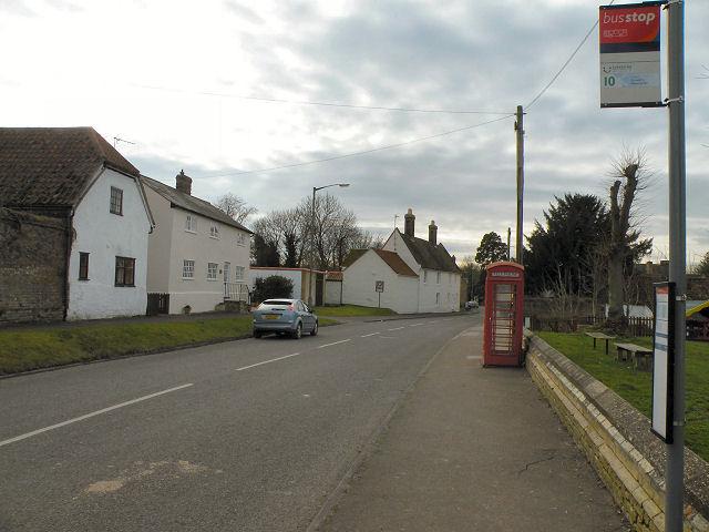 High Street, Swaffham Prior