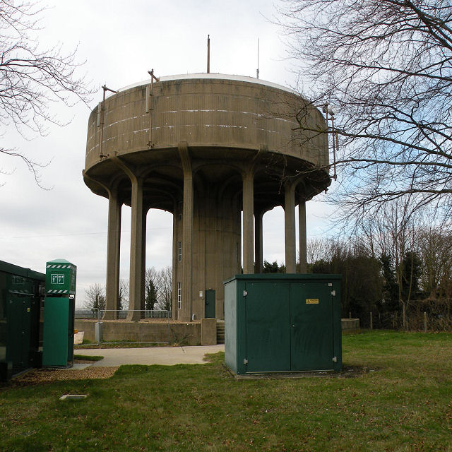 Swaffham Prior Water Tower