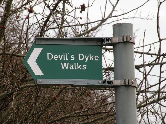 Devil's Dyke Walks