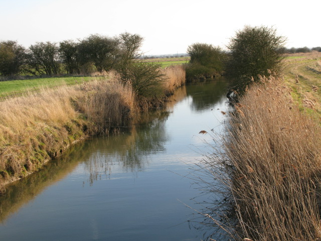 The River Wantsum from Snake Drove