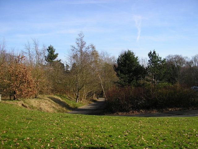 Open space, Bracknell