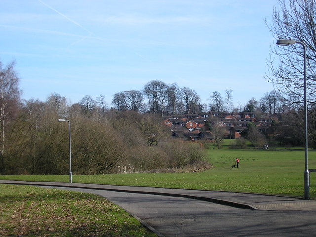 Parkland at South Hill Park, Bracknell
