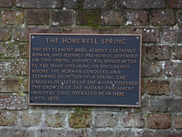 The Homewell Spring
