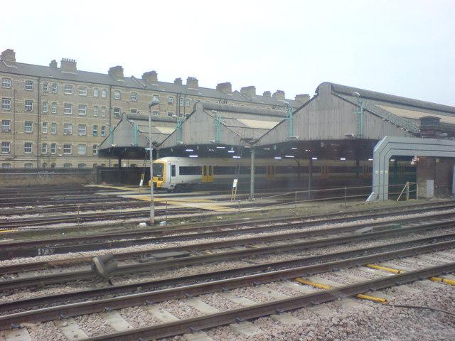 Train Sheds, Victoria