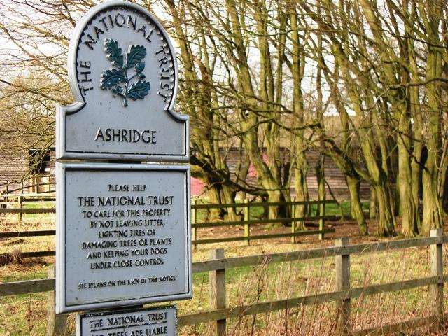 At the Heart of the Ashridge Estate