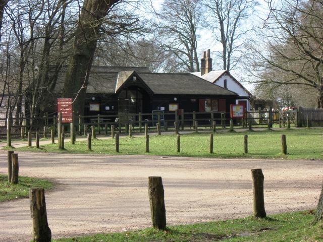 The National Trust Visitors Centre, Ashridge
