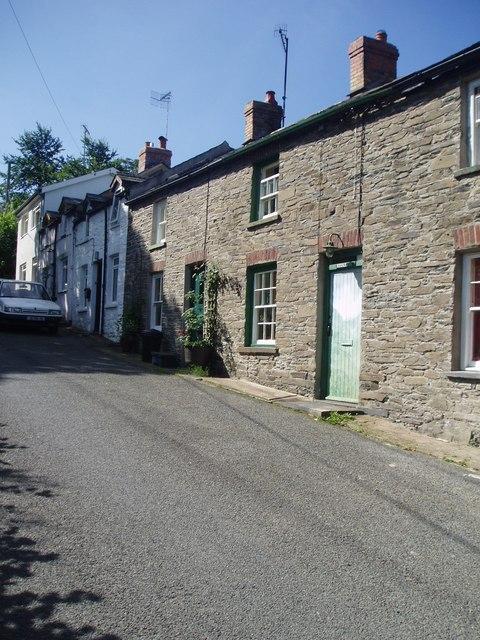 Pentrebach hamlet