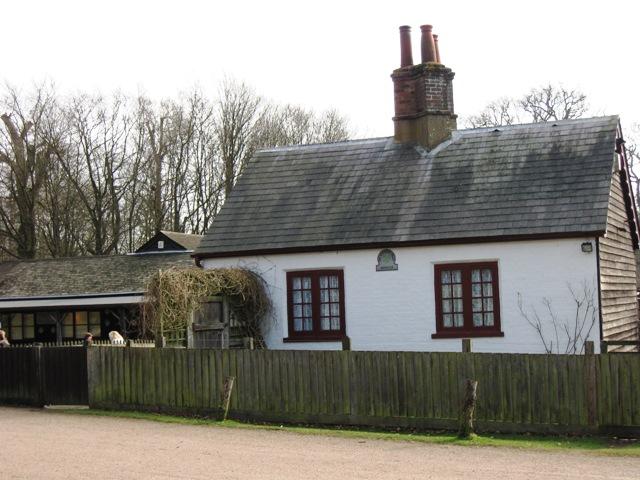 Monument Cottage, Ashridge