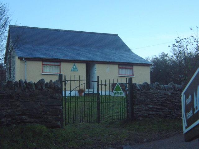 Blaencaron Youth Hostel (before closure)