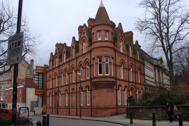 Municipal school of Art and Crafts