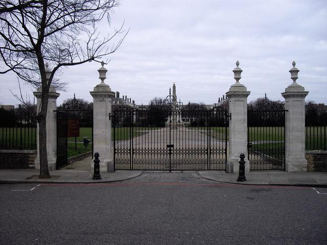 Bullring Gate