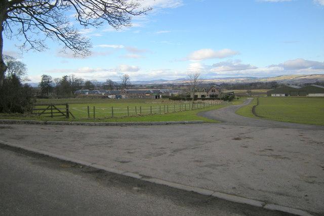 Keillor Farm, Newtyle