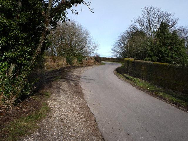 Mill Lane bridge