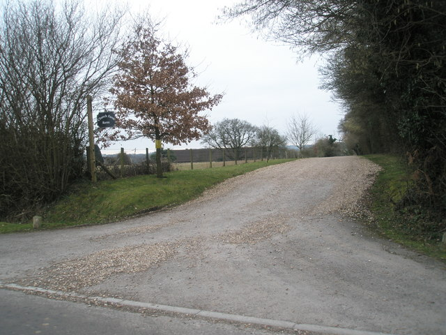 Entrance to Church Farm Barns