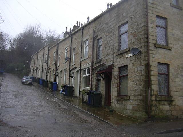 Mill Street off  Burnley Road