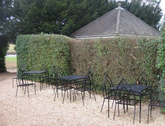 Tea Garden Seats