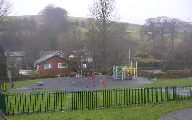 Gordon Street Play Area