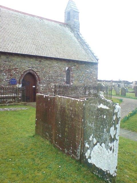 William Meyler's grave