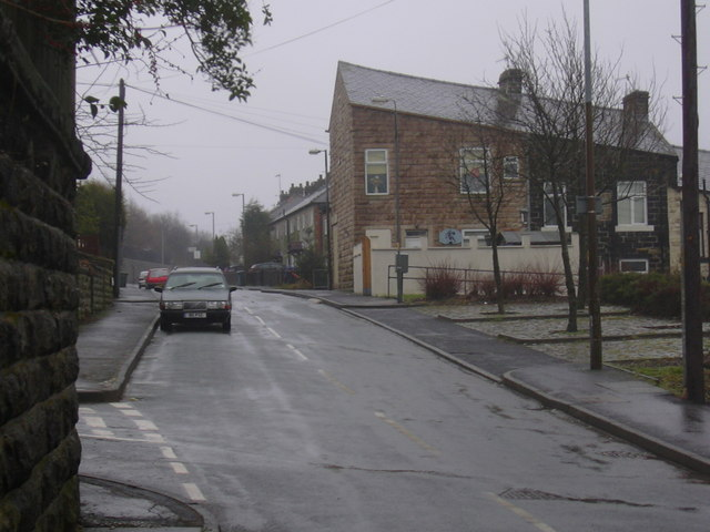 Moss Gap, Blackthorn Lane, Lanehead