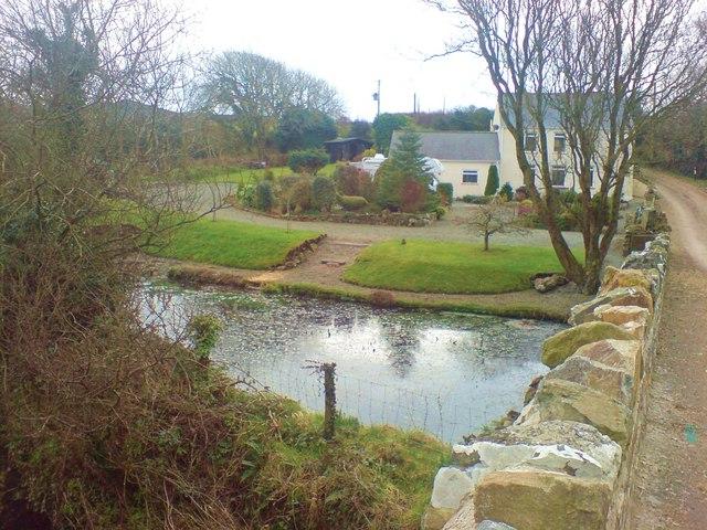 Caerforiog Mill