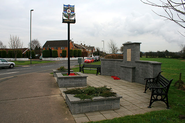 Sawley War Memorial