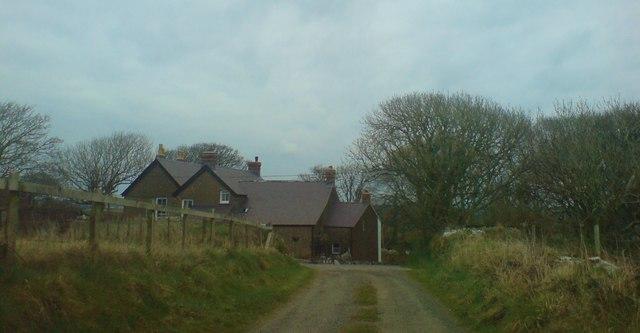 House at Llanhywel