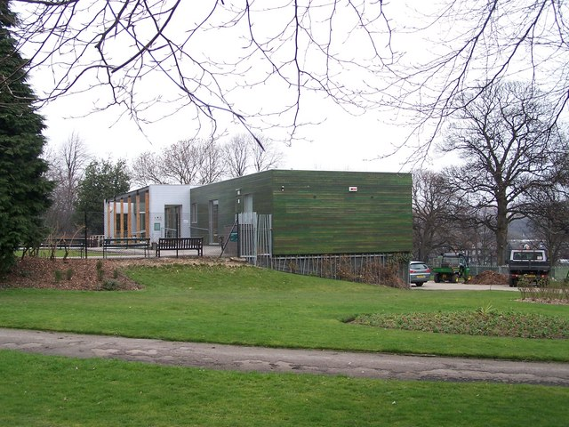 Hillsborough Park Pavilion - 3, Hillsborough, Sheffield