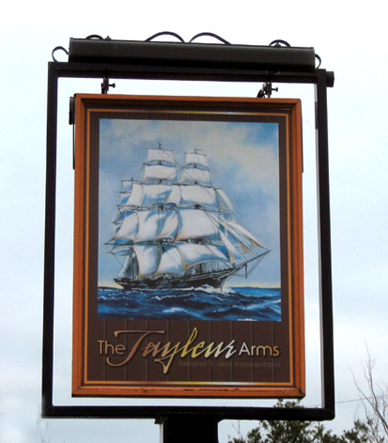 The Tayleur Arms, Longton upon Tern