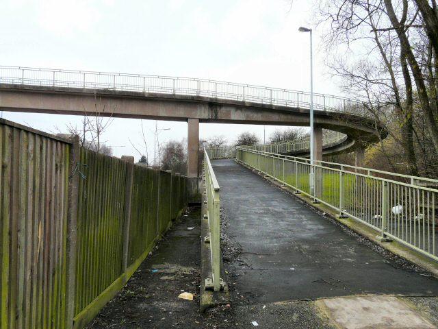Spiral Footbridge