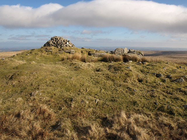 Cairn, Pupers Hill