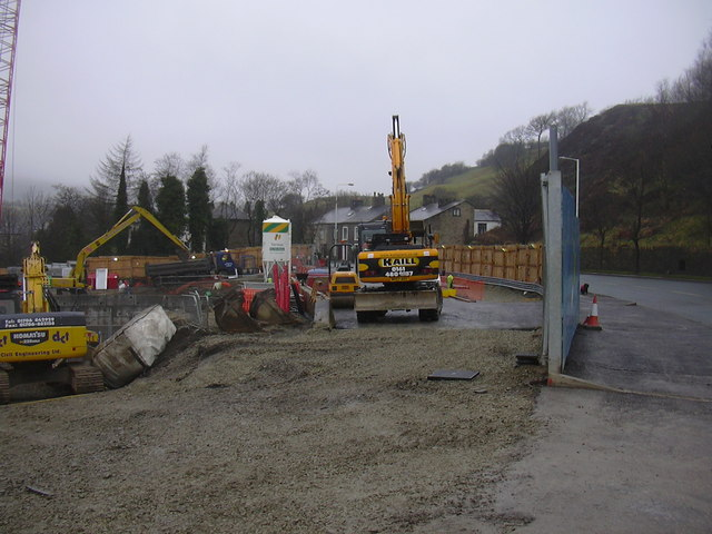 Overflow Sewer Works, Stacksteads