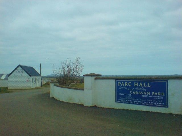 Parc Hall, Brawdy