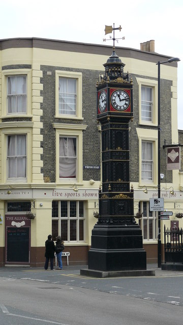Clock Tower, South Norwood