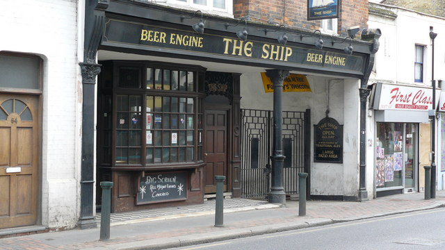 The Ship, South Norwood