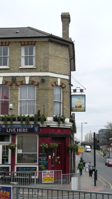 The Albion, South Norwood
