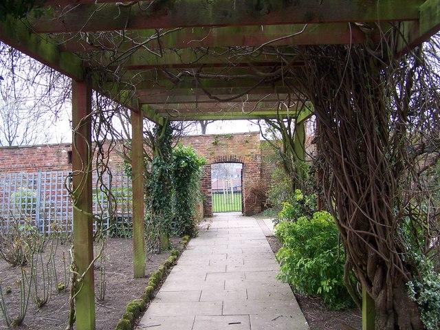 Hillsborough Park Walled Garden - 3, Hillsborough, Sheffield