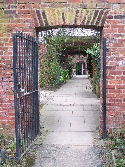 Hillsborough Park Walled Garden - 4, Hillsborough, Sheffield
