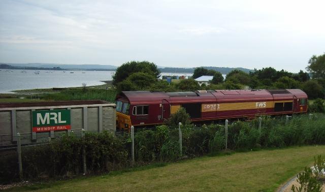 Hamworthy Railway