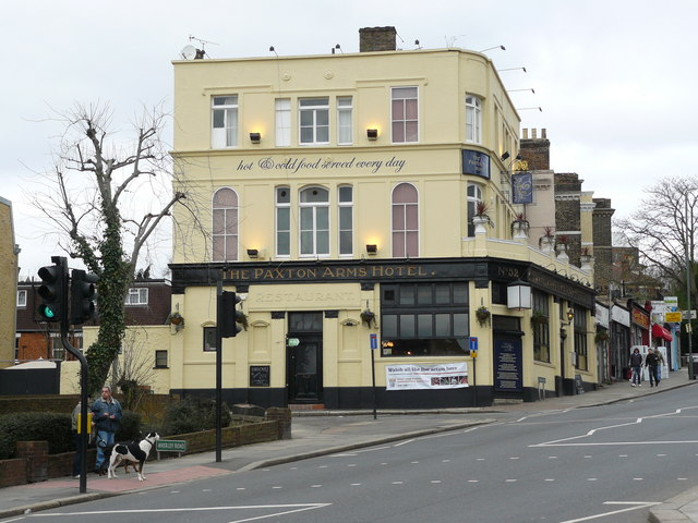 The Paxton Arms, Crystal Palace