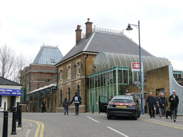 Crystal Palace Railway Station
