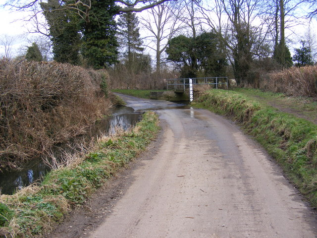 Ford on Ford Road, Marlesford