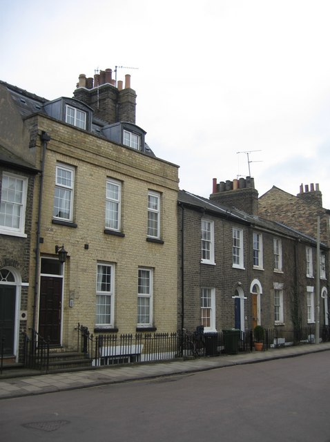 Houses in Clarendon Street